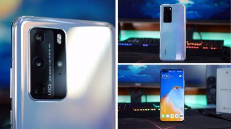 Ето ги новите най-добри смартфони на Huawei - P40 Pro и P40 Pro+. Първи впечатления (видео)