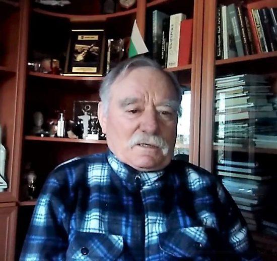 Георги Иванов с видеопослание към българите за изолацията: Ще се справим, корав народ сме! (видео)