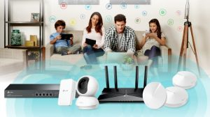 TP-Link с няколко технологични решения за по-ефективна работа от дома #StayHome