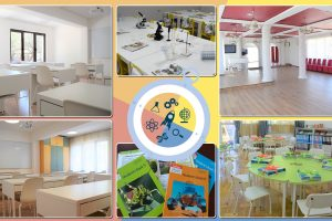 Началното училище по наука Izzi Science for Kids възобновява приема за новата учебна година с втора сграда