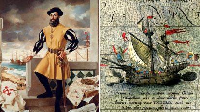 499 години от смъртта на Магелан – мореплавателят, започнал първото околосветско пътешествие