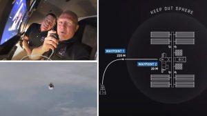 Гледайте на живо скачването на Crew Dragon с Международната космическа станция (видео)