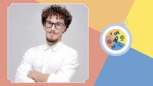 Izzi Science for Kids представя своя учител по театър Константин Костадинов