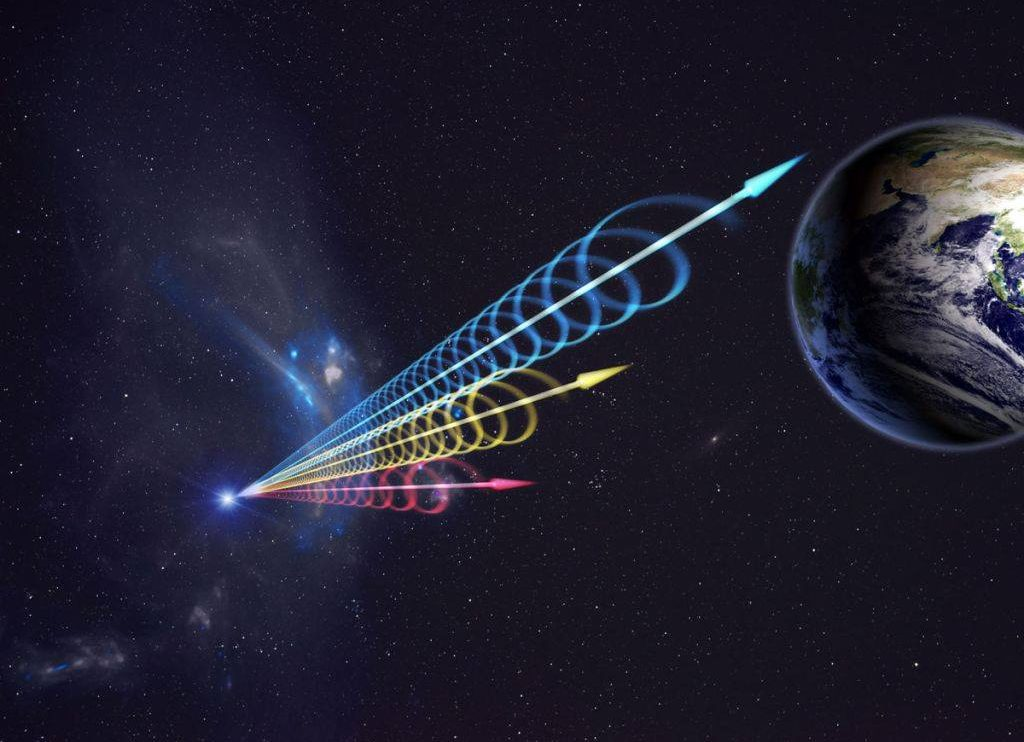 Радиоизбухване от далечния Космос се повтаря на всеки 157 дни