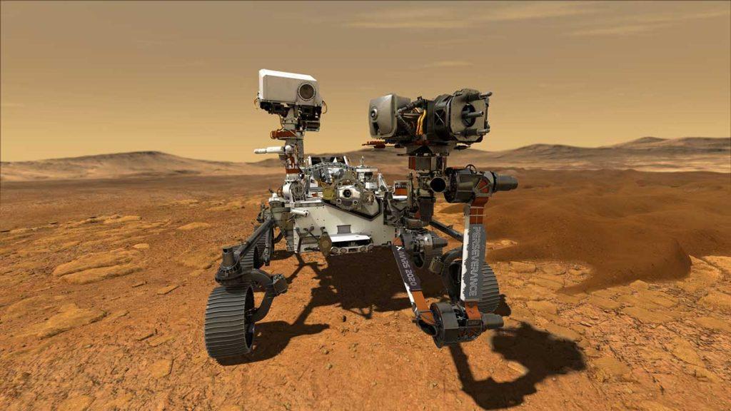 На 22 юли НАСА изстрелва нов марсоход, който ще пусне хеликоптер на Марс (видео)