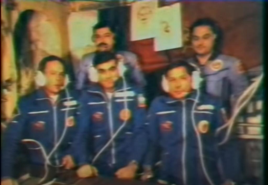 На 7 юни 1988 г. излита втория български космонавт Александър Александров