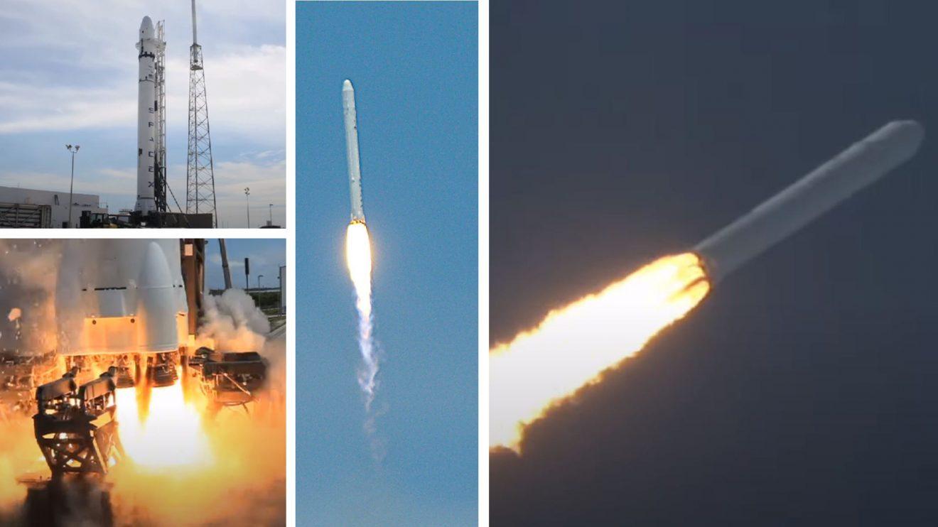 10 години от първия тестови полет на ракетата Falcon 9, извела успешно товар в орбита (видео)