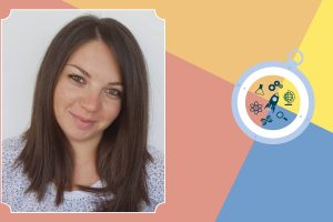 Izzi Science for Kids представя своя учител по математика Николета Симеонова