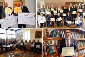 """За трети път фондация """"Карол Знание"""" прави обучение """"Предприемачи в науката"""" с награда от 30 000 лева"""