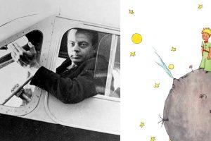 """120 години от рождението на Антоан дьо Сент-Екзюпери - бащата на """"Малкият принц"""""""