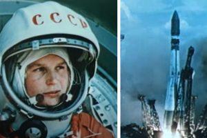 На 16 юни 1963 г. Валентина Терешкова става първата жена, летяла в Космоса (видео)