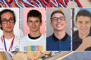 Два медала за българските ученици по химия от онлайн изданието на Менделеевската олимпиада