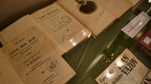В БАН откриха изложба за 170-годишнината от рождението на Иван Вазов