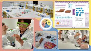 Как учениците в Izzi Science for Kids смело откриват света на науката и математиката?