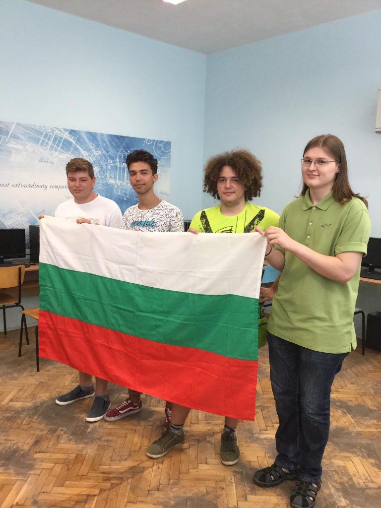4 медала за България спечелиха гимназистите ни по биология от онлайн Международната олимпиада