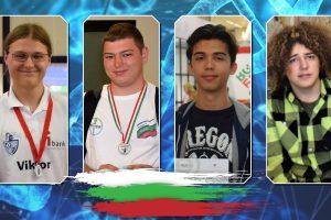 Най-добрите български ученици по биология се състезават онлайн в Международната олимпиада