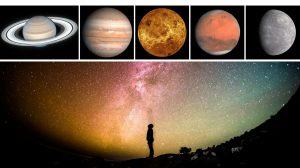 На нощното небе през август ще наблюдаваме 5 планети и максимума на метеорния поток Персеиди