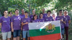 7 медала за младите български информатици от Европейската младежка олимпиада eJOI