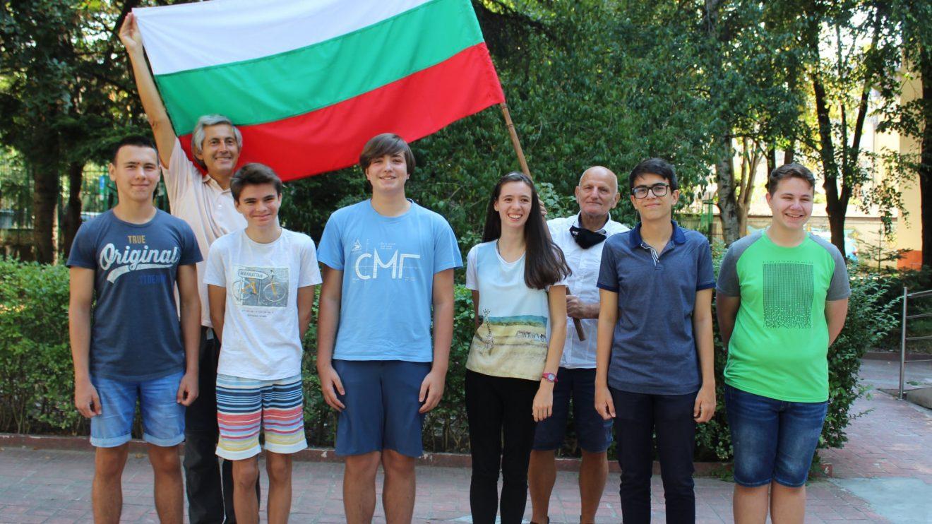 Отлични млади математици – първо място за България и 6 медала от Младежката балканска олимпиада