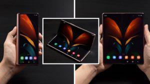 На цена от 3999 лева в България идва новият сгъваем смартфон на Samsung - Galaxy Z Fold2 (видео)