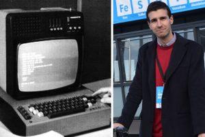 Софийски фестивал на науката: Антон Оруш - 40 години от първия български персонален компютър