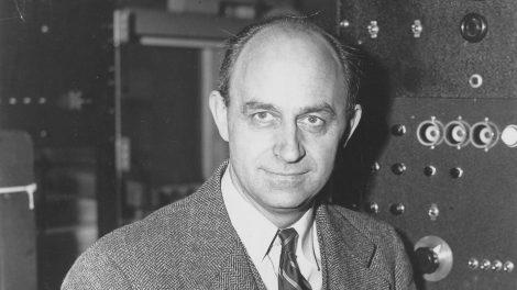На 29 септември 1901 е роден архитектът на ядрената епоха Енрико Ферми