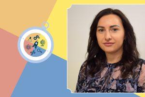 Детски център Izzi Start към ЧОУ Izzi Science for Kids представя своя учител Дияна Николова
