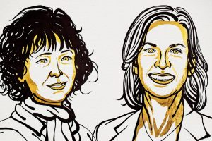 Нобеловата награда по химия бе присъдена за авторките на метода CRISPR/Cas9 за редактиране на генома