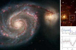 Учени откриха потенциално първата екзопланета извън нашата галактика Млечен път