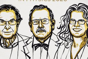 Трима учени печелят Нобелова награда за физика за принос в разбирането на тъмните тайни на черните дупки (видео)