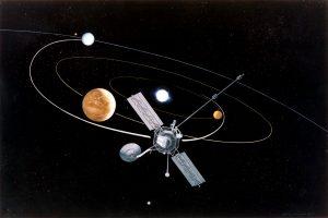 На 3 ноември 1973 г. и изстрелян Mariner 10 – първият космически апарат, изследвал Меркурий (видео)