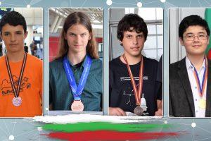 Учениците ни по физика ни с нов успех – 4 медала от Балканската олимпиада по физика