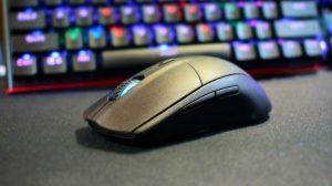 ТехРевю: Rival 3 Wireless - геймърска мишка с двойна безжична свързаност на добра цена