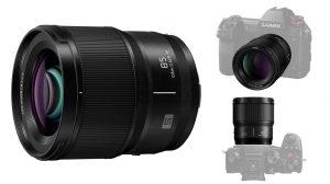 Panasonic представи нов компактен и лек телеобектив LUMIX S за портретна фотография