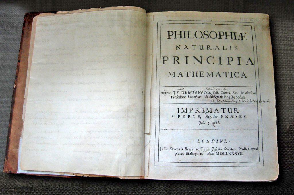 378 години от рождението на сър Исак Нютон – един от най-великите учени в историята на човечеството