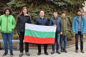 Български гимназисти спечелиха два медала от Международната олимпиада по експериментална физика (IEPhO)