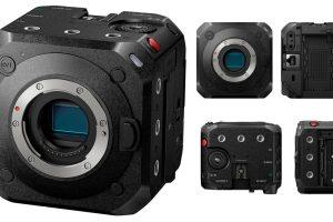"""Panasonic пусна LUMIX BGH1 - безогледален 4K фотоапарат тип """"бокс камера"""" за излъчване на живо (видео)"""