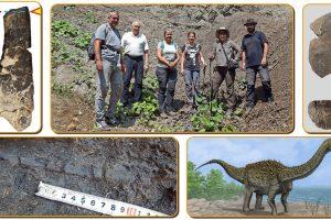 Нов научен доклад обобщава откритите от български палеонтолози останки на динозаври у нас