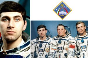 българският космонавт Красимир Стоянов