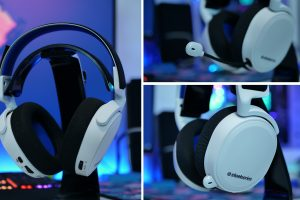 ТехРевю: Arctis 7P - безкомпромисни безжични гейминг слушалки с микрофон от SteelSeries