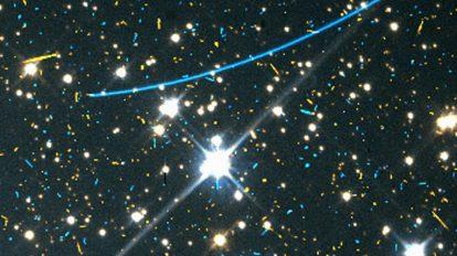Далечни астероиди (Астрономическа снимка на деня – APOD)