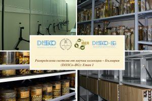Два института на БАН започват дигитализирането на най-големите колекции за биологично разнообразие в България