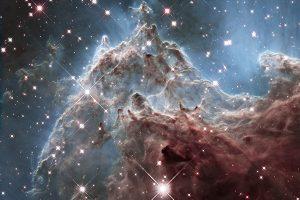 Планините на NGC 2174 (Астрономическа снимка на деня – APOD)