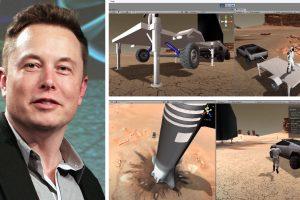 След 154 запитвания българин получи отговор от Илън Мъск за ползване на логото на SpaceX в компютърна игра