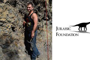 Български палеонтолог спечели изследователски грант от The Jurassic Foundation, основана от Стивън Спилбърг