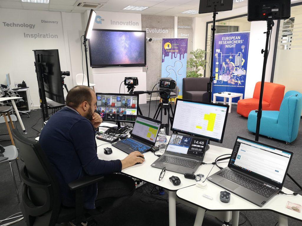 София Тех Парк оборудва няколко дигитални студия за обучения, конференции и семинари