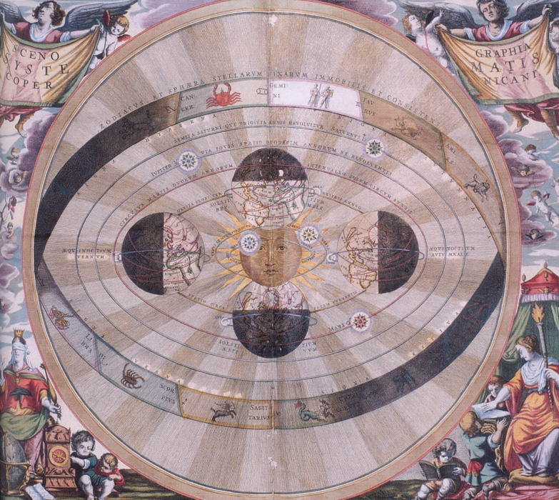 548 години от рождението на Николай Коперник -  астрономът предложил хелиоцентричната система