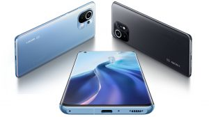 Новият флагман на Xiaomi се казва Mi 11 и идва с тройна 108MP основна камера и 120Hz 6.8-инчов AMOLED дисплей