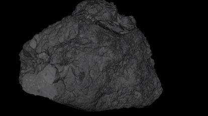 Намерено на Луната: Кандидат за най-стария известен камък от Земята (Астрономическа снимка на деня – APOD)