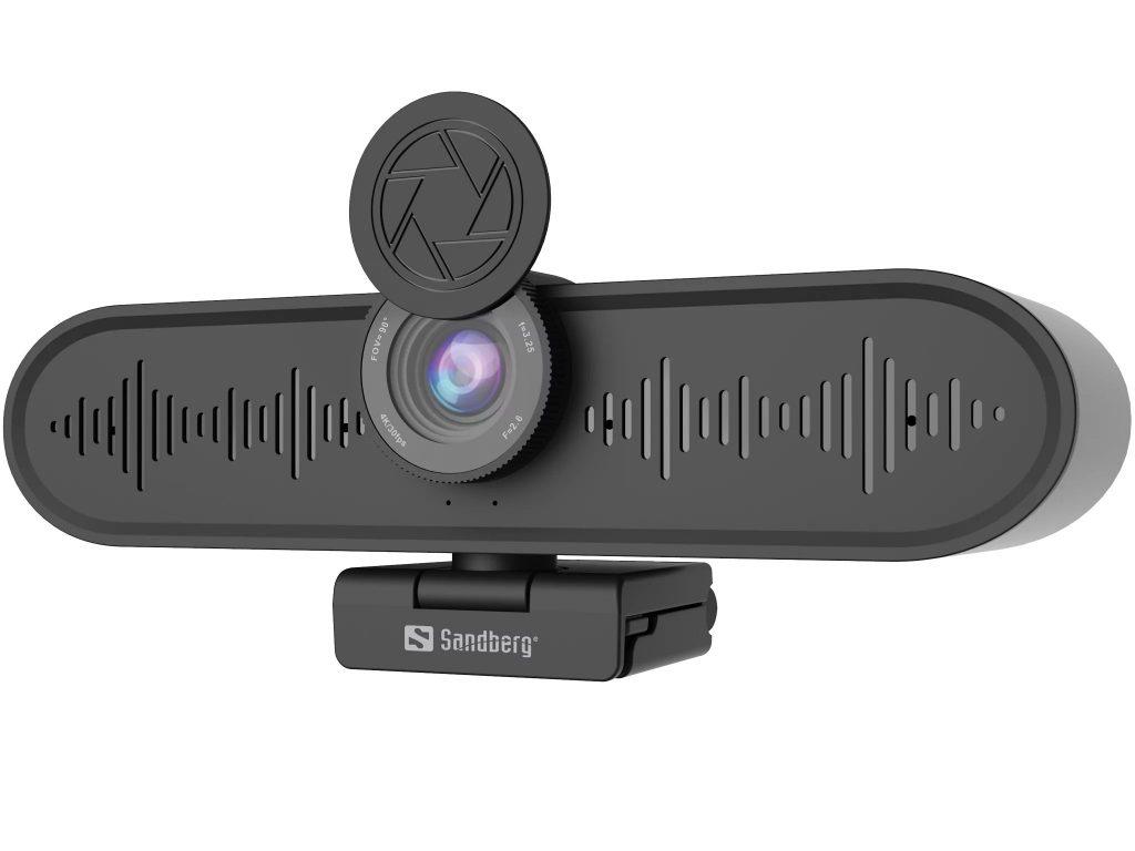Sandberg представи 4 нови мултифункционални камери за онлайн срещи